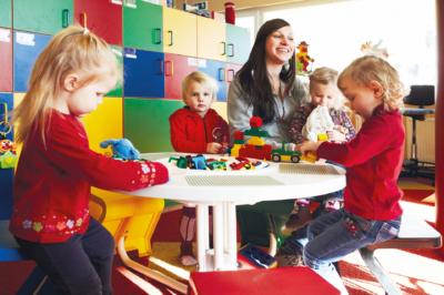 Какие должны быть температура и влажность воздуха в детском саду? Штрафы за несоблюдение норм
