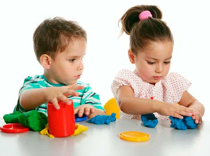 воздействие на детей по монтессори