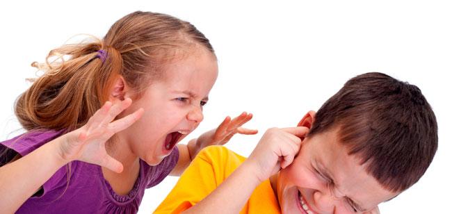 если ребенок нервный и агрессивный