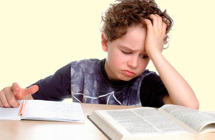 Почему дети мало читают