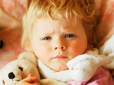 лающий кашель у ребенка