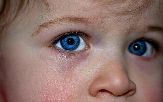 Капризы и истерики в 1 год - не редкость