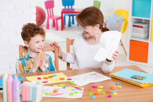 коррекция дизартрии у детей