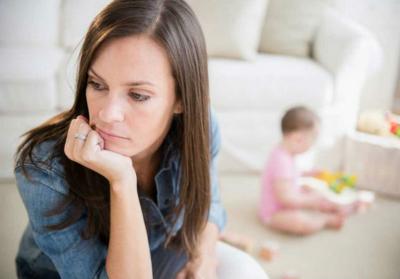 чувство вины - частое состояние родителей непослушных малышей